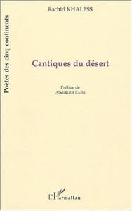 Cantiques du désert