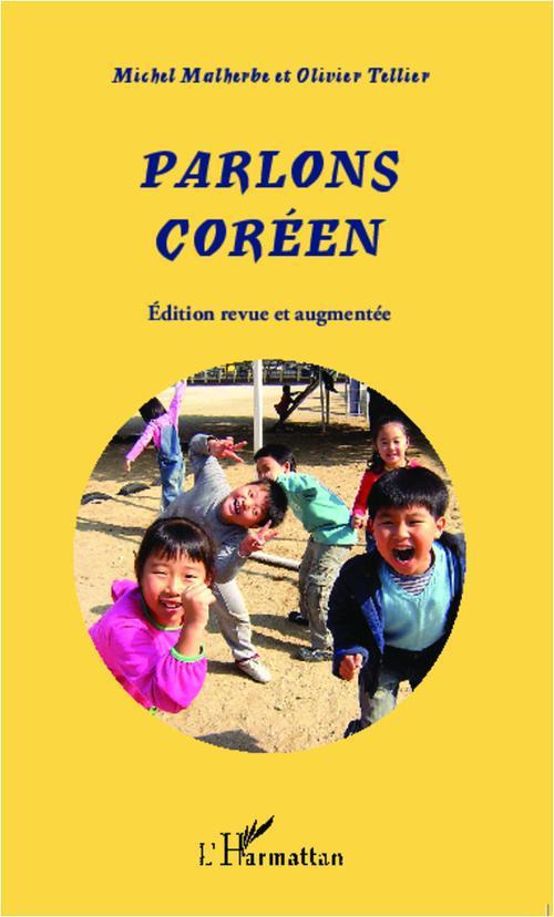 PARLONS COREEN - (EDITION REVUE ET AUGMENTEE)