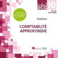 DCG 10 - COMPTABILITE APPROFONDIE - COURS ET APPLICATIONS CORRIGEES