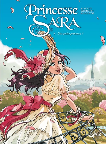 Princesse sara t04 - une petite princesse !