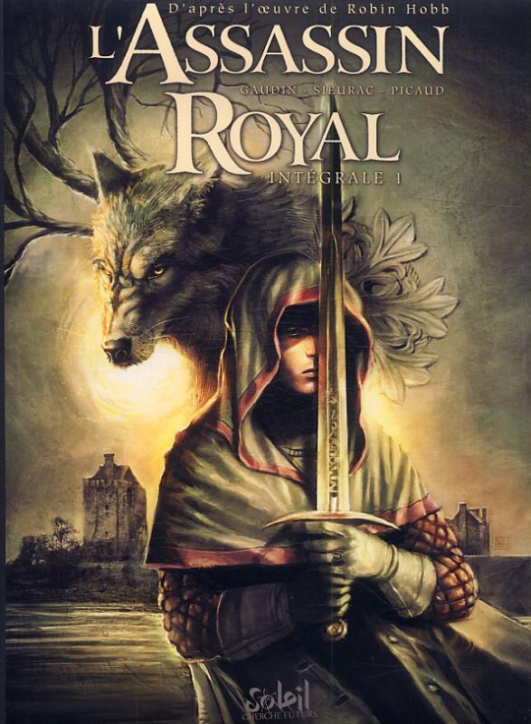 L'assassin royal - integrale t01 a t04