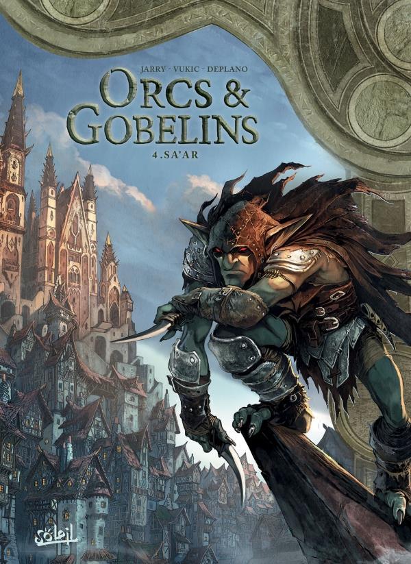 Orcs et gobelins t04 - sa'ar
