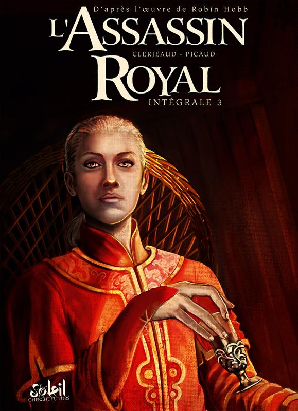 L'assassin royal - integrale t08 a t10