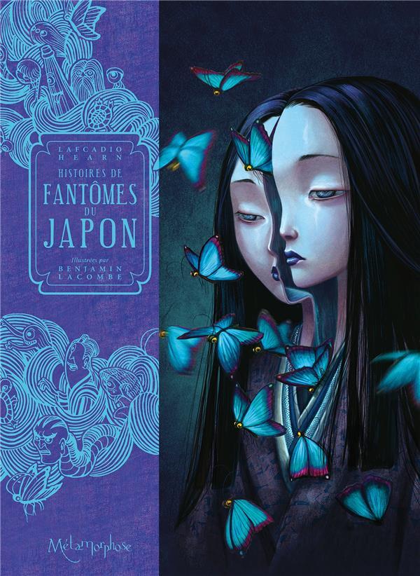 HISTOIRES DE FANTOMES DU JAPON - ONE-SHOT - HISTOIRES DE FANTOMES DU JAPON