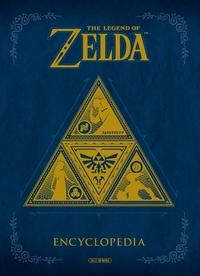 THE LEGEND OF ZELDA - BEAUX LIVRES - ONE-SHOT - THE LEGEND OF ZELDA - ENCYCLOPEDIE