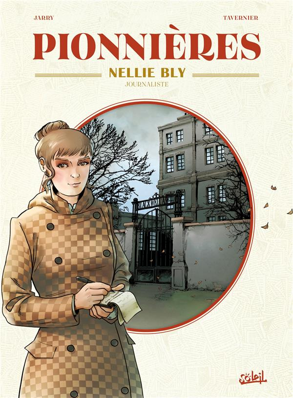 Pionnieres - nellie bly