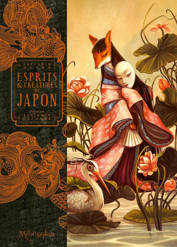 ESPRITS ET CREATURES DU JAPON - ONE-SHOT - ESPRITS & CREATURES DU JAPON