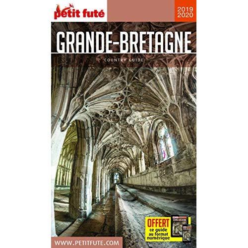 Grande bretagne 2019 petit fute + offre num