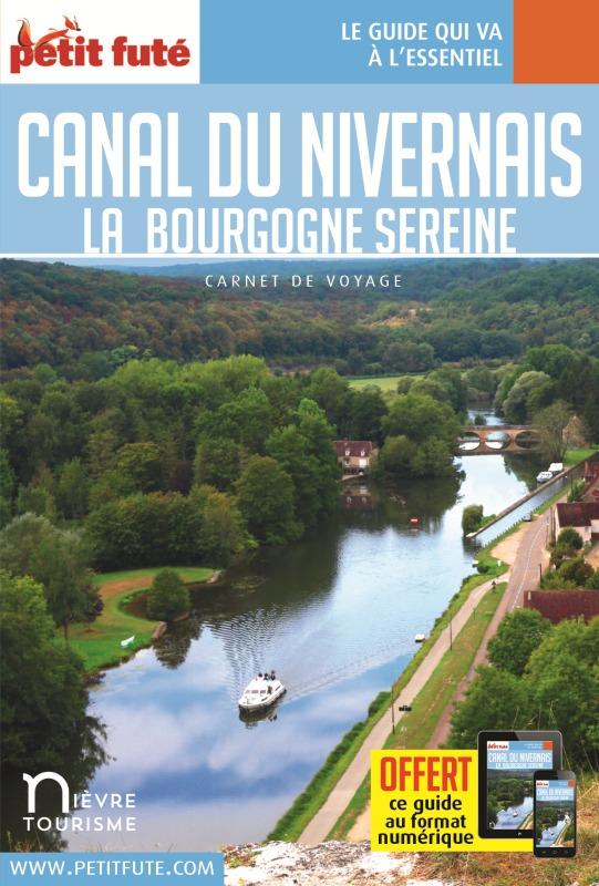 CANAL DU NIVERNAIS 2020 CARNET PETIT FUTE + OFFRE NUM