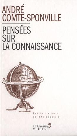 PENSEES SUR LA CONNAISSANCE