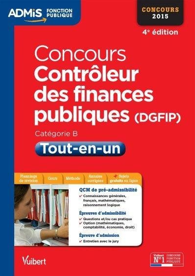 CONTROLEUR DES FINANCES PUBLIQUES
