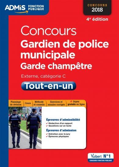 GARDIEN DE POLICE MUNICIPALE ET GARDE-CHAMPETRE