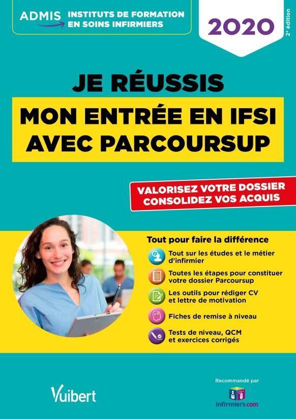 JE REUSSIS MON ENTREE EN IFSI AVEC PARCOURSUP