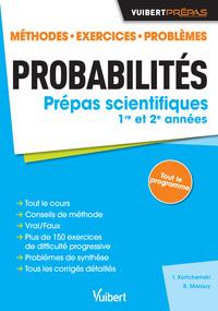 PROBABILITES PREPAS SCIENTIFIQUES 1ERE ET 2E ANNEES