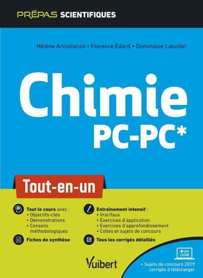 CHIMIE PC-PC* PREPAS SCIE