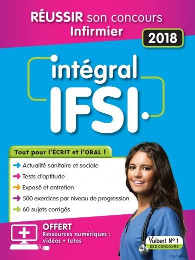 INTEGRAL IFSI TOUT POUR L'ECRIT ET L'ORAL