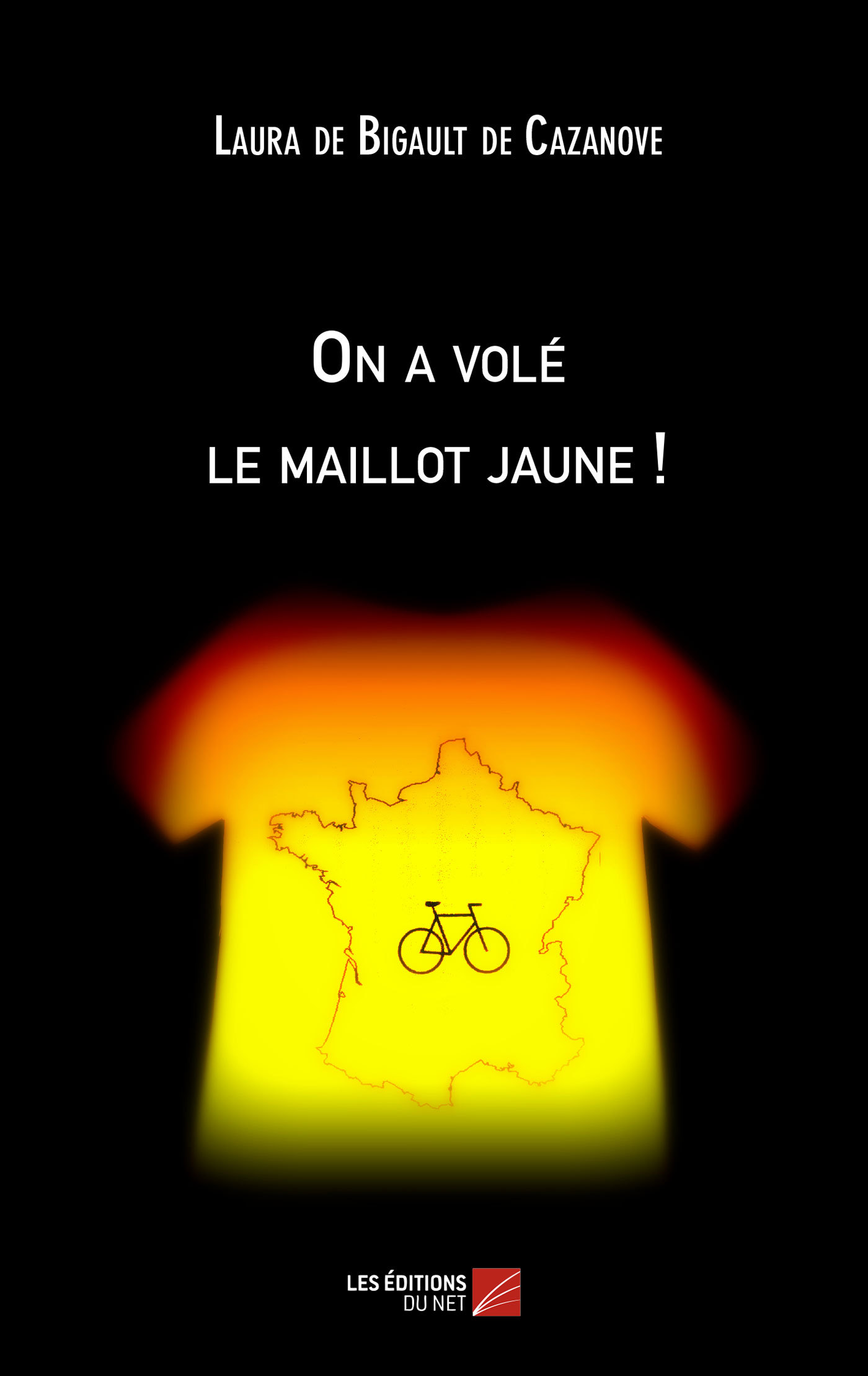 ON A VOLE LE MAILLOT JAUNE !