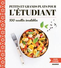 PETITS ET GRANDS PLATS POUR L'ETUDIANT