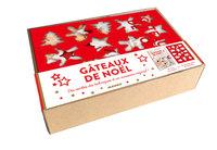 COFFRET GATEAUX DE NOEL