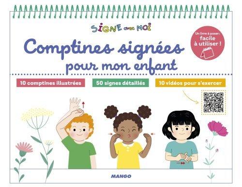 COMPTINES SIGNEES POUR MON ENFANT