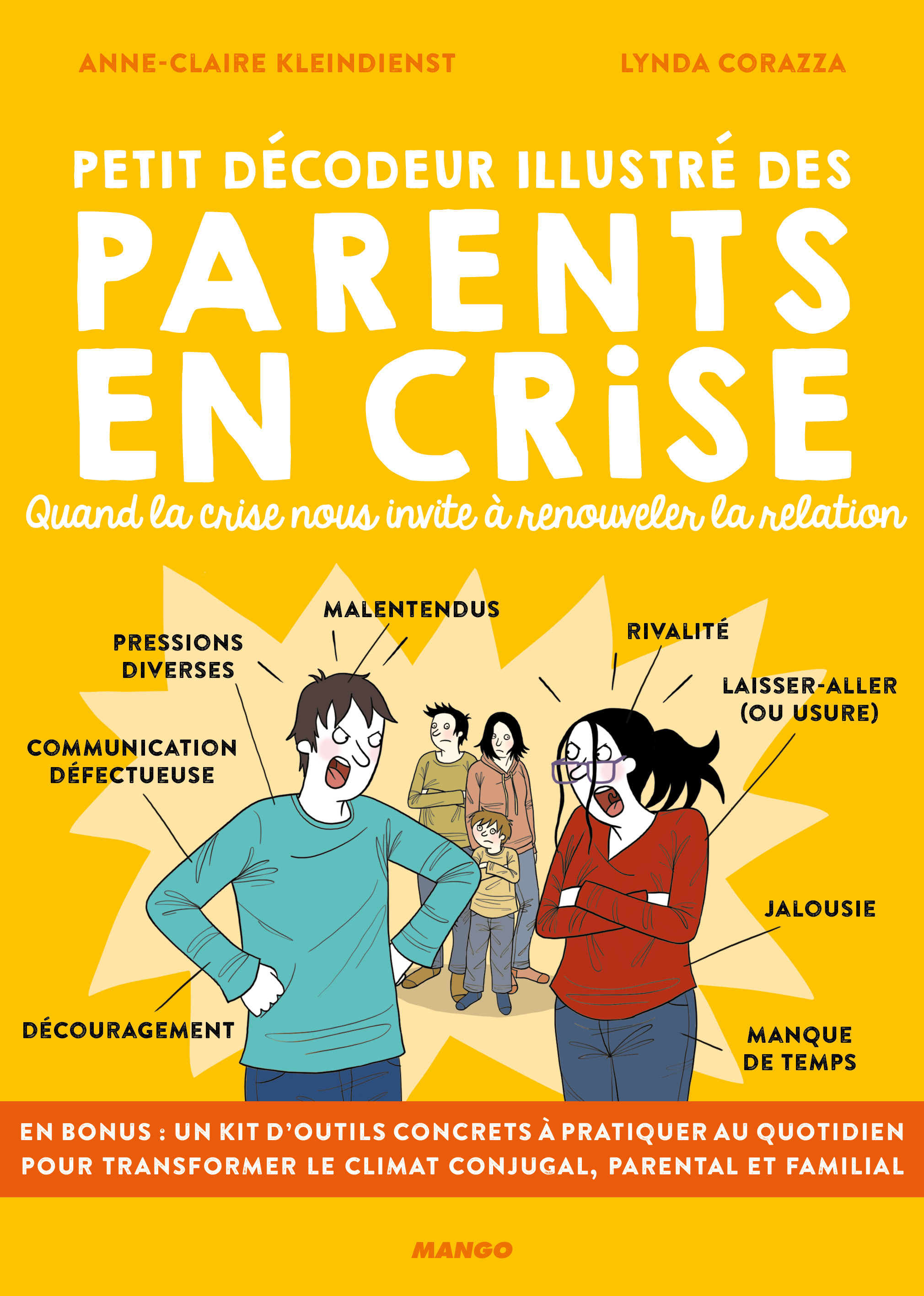 PETIT DECODEUR ILLUSTRE DES PARENTS EN CRISE