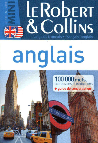 DICTIONNAIRE MINI LE ROBERT & COLLINS ANGLAIS