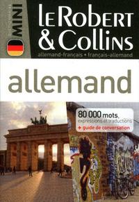 MINI DICTIONNAIRE LE ROBERT & COLLINS ALLEMAND