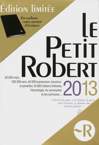PETIT ROBERT 2013 FIN D'ANNEE