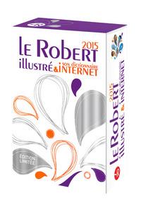 LE ROBERT ILLUSTRE 2015 & SON DICTIONNAIRE INTERNET (ORANGE)