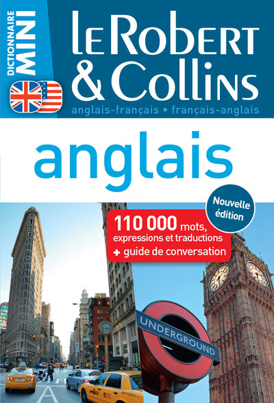 LE ROBERT & COLLINS DICTIONNAIRE MINI ANGLAIS