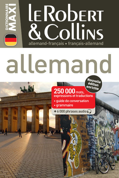 LE ROBERT & COLLINS MAXI ALLEMAND
