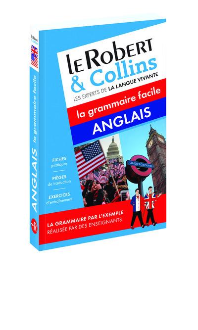 ROBERT & COLLINS LA GRAMMAIRE FACILE