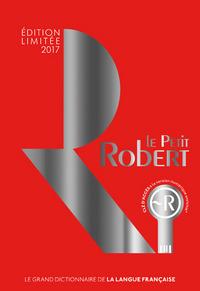 LE PETIT ROBERT DE LA LANGUE FRANCAISE 2017 + CLE - FIN D'ANNEE