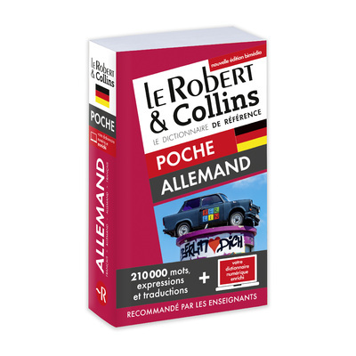 ROBERT & COLLINS POCHE ALLEMAND - NOUVELLE EDITION