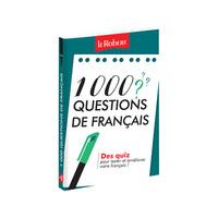 1000 QUESTIONS DE FRANCAIS
