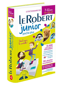 LE ROBERT JUNIOR POCHE PLUS