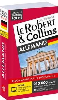 Robert et collins poche allemand