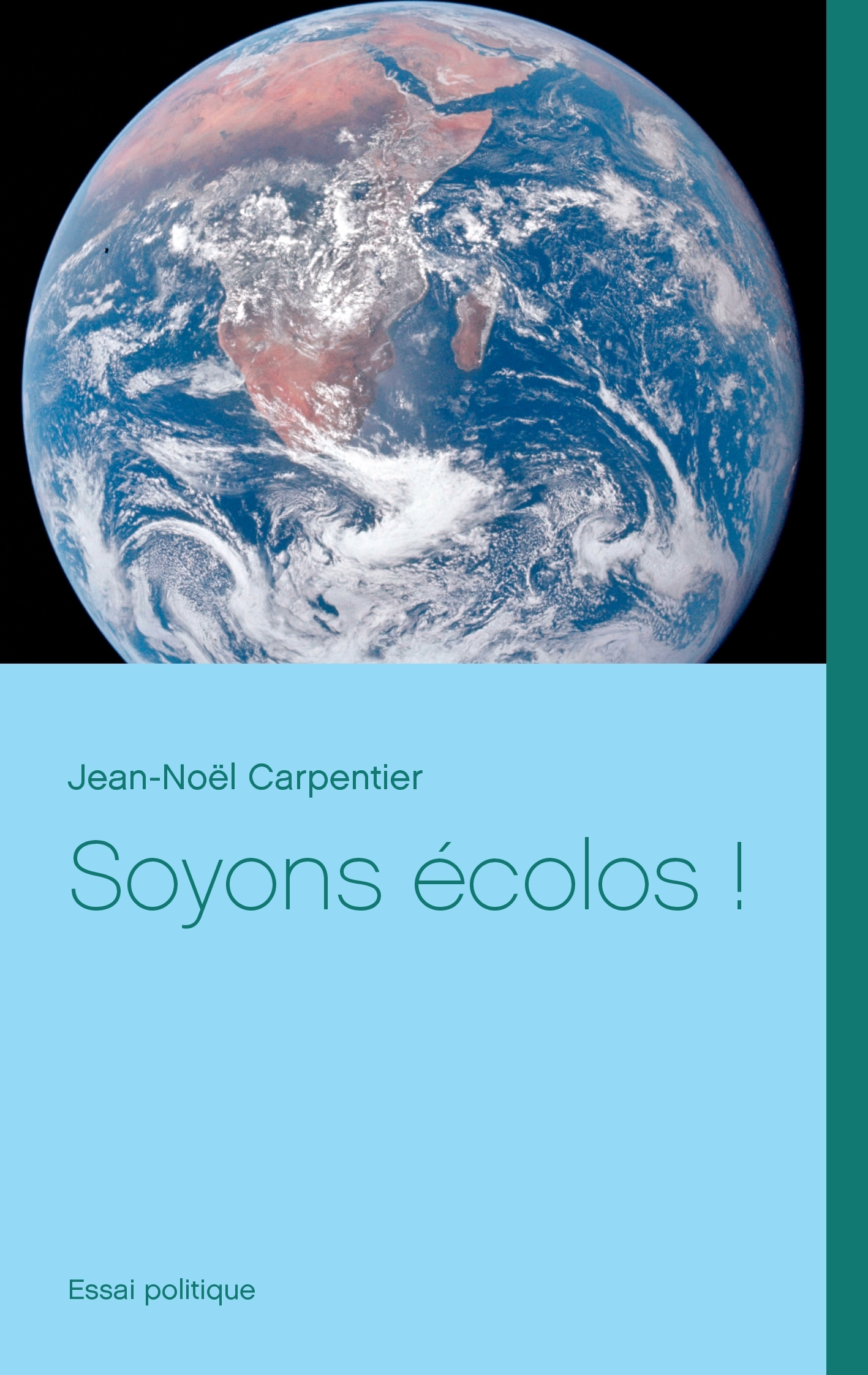 SOYONS ECOLOS !
