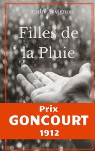 FILLES DE LA PLUIE - SCENES DE LA VIE OUESSANTINE - PRIX GONCOURT 1912