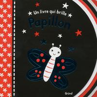 UN LIVRE QUI BRILLE - PAPILLON