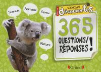 EPHEMERIDE 365 QUESTIONS - REPONSES
