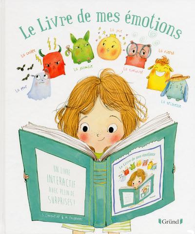 LE LIVRE DE MES EMOTIONS