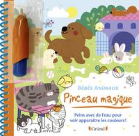 PINCEAU MAGIQUE - BEBES ANIMAUX