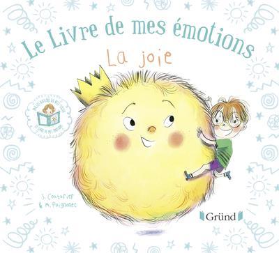 LE LIVRE DE MES EMOTIONS - LA JOIE