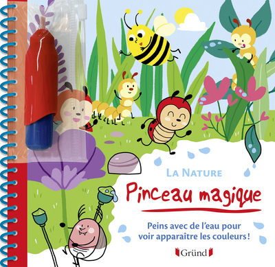 PINCEAU MAGIQUE - LA NATURE