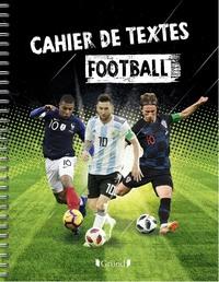 CAHIER DE TEXTES FOOTBALL 2019-2020