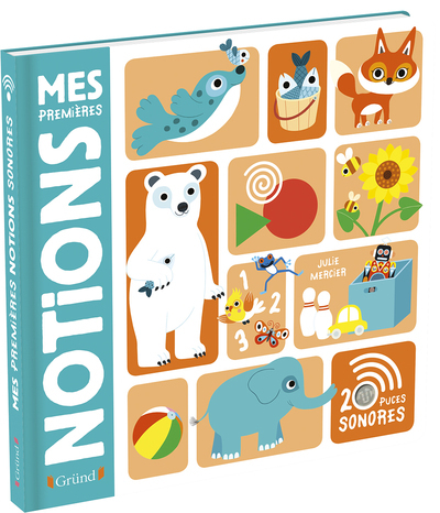 MES PREMIERES NOTIONS SONORES