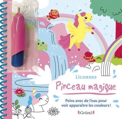 PINCEAU MAGIQUE - LICORNES