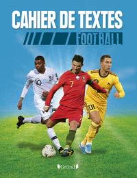 CAHIER DE TEXTES FOOTBALL