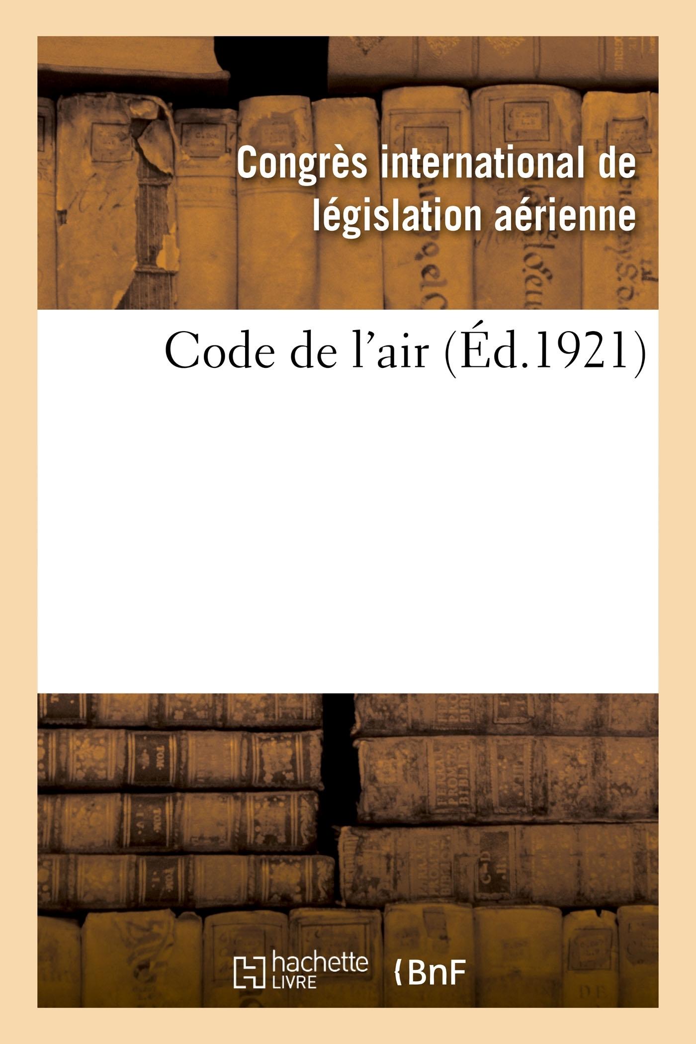CODE DE L'AIR